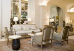 Hotel de Crillon Rosewood Paris - newly renovated lobby