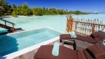 InterContinental Bora Bora Resort new pool overwater villas