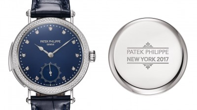 "Patek Philippe Ladies' Calatrava Ref. 7200 50 ""New York 2017 Special Edition"""
