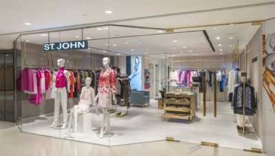St John opens new store in Hong Kong