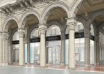 Tiffany new store Milan, Piazza Duomo