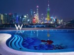W Shanghai - the Bund - swimming pool