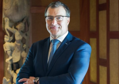 Roland Fasel, Chief Operating Officer of Aman (Image courtesy of Aman)
