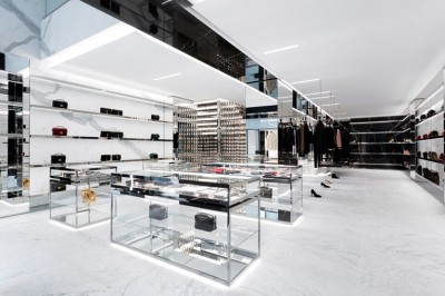 Saint Laurent new store Oslo