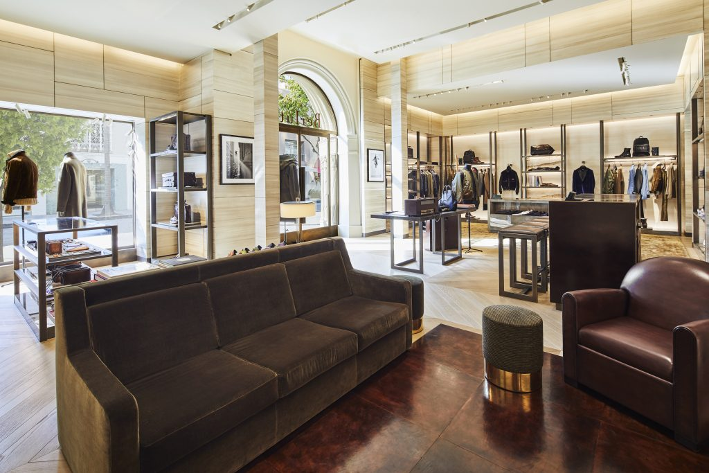 Beautiful Berluti New Store Beverly Hills Los Angeles With Beverly Hills Furniture  Stores