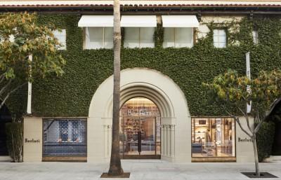 Berluti new store Beverly Hills, Los Angeles