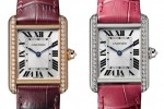 Cartier new Tank Collection 2017