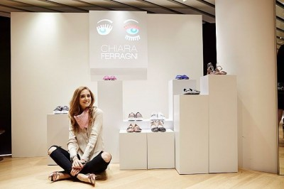 Chiara Ferragni to expand with new retail stores in China