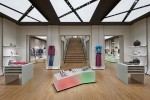 Emporio Armani new store London, New Bond Street