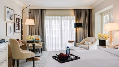 Four Seasons Hotel Los Angeles at Beverly Hills renovated room