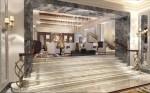 Grand Hotel Kempinski, Riga - lobby