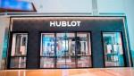 Hublot new store Las Vegas at Crystals