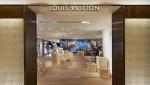 Louis Vuitton permanent pop-up in Milan at La Rinascente