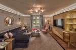 Mandarin Oriental Hyde Park London newly renovated Suite