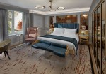 Mandarin Oriental Hyde Park London newly renovated Superior Suite