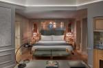 Mandarin Oriental Hyde Park London renovated Turret Suite