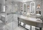 Mandarin Oriental Hyde Park London renovated bathroom