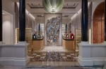 Mandarin Oriental Hyde Park London newly renovated reception