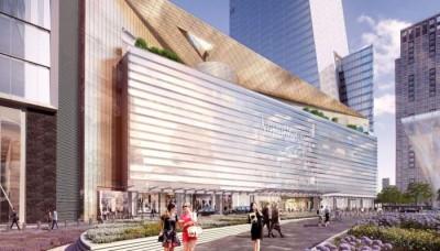 Neiman Marcus store New York