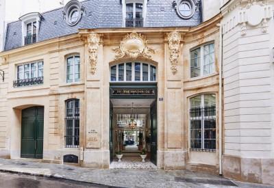 The Hoxton, Paris entrance