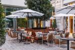 The Hoxton, Paris terrace