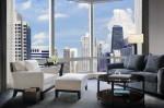 Trump Hotel Chicago renovated suite