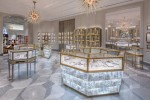 Bergdorf Goodman renovated jewelry salon