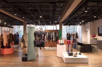 Browns opens new store in London, in Shoreditch