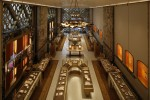 Bulgari newly renovated flagship store New York