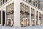 Bulgari newly renovated flagship store New York