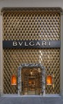 Bulgari newly renovated store New York