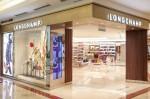 Longchamp new boutique Kuala Lumpur at Suria KLCC