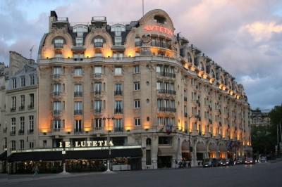 Lvutetia Hotel Paris