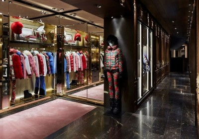 Moncler opens in Milan largest store in the world
