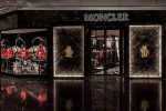 Moncler new store Almaty