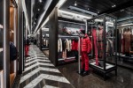 Moncler new store Toronto at  Bloor Street