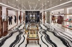 Dolce & Gabbana new flagship store London, at Old Bond St.