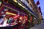 Dolce&Gabbana Harrods Christmas windows