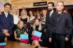Dolce&Gabbana Harrods Christmas - catwalk show with celebrities