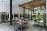 Kent & Curwen new store concept in London's Covent Garden