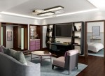 Le Meridien Hotel, Seoul - Executive Suite