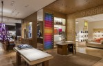 Louis Vuitton newly renovated store Chicago