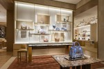 Louis Vuitton newly redesigned and expanded store in Chicago