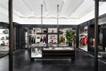 Moncler new store Moscow at GUM