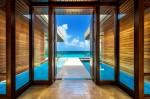 Park Hyatt St Kitts Presidential Villa Entrance