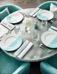 Tiffany & Co Blue Box Cafe Restaurant, New York