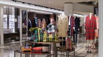 Burberry new flagship store Melbourne