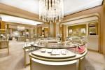 Cartier new concept boutique at Harrods