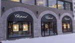 Chopard new boutique St Moritz