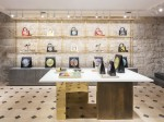 DIOR new poop-up boutique Paris at Rue St Honore